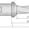 TWX460D40-3 Корпус сверла