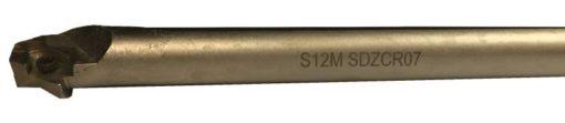 S12M-SDZCR07 Державка токарная