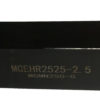 MGEHR2525-2.5 Державка токарная