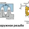 16ER2.0TR BPG20B Пластина тв. сплав CDBP